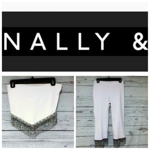 Nally & Milly has Crop Top  & Crops set